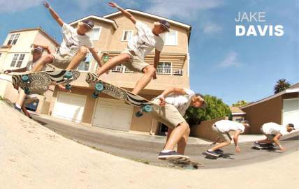 jake davis carver skateboards españa