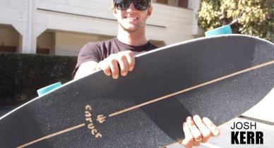 Josh Kerr Carver Skateboards España